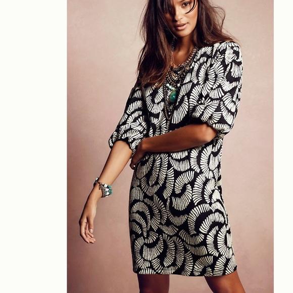Anthropologie Dresses & Skirts - Anthropologie Maeve Windfall Shift Dress
